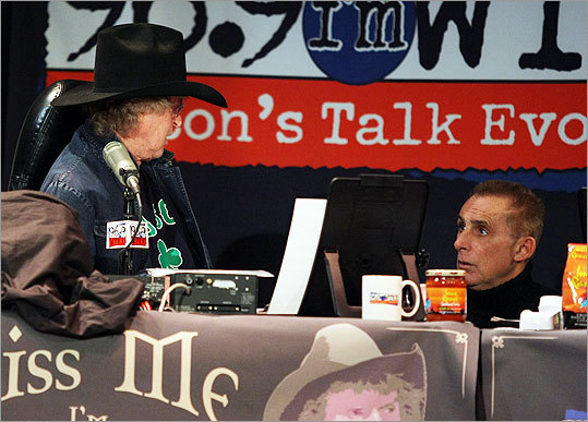 Don Imus and Jay Severin
