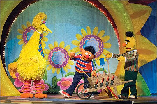 'Sesame Street Live: Elmo's Green Thumb.'