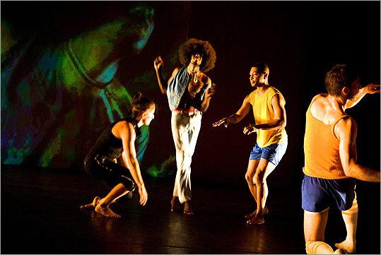 'David Dorfman Dance.'
