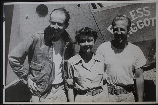 The crash of the Gremlin Special in 1945 killed 21 people in an isolated New Guinea valley. The survivors: Kenneth Decker, Margaret Hastings, and John McCollom.