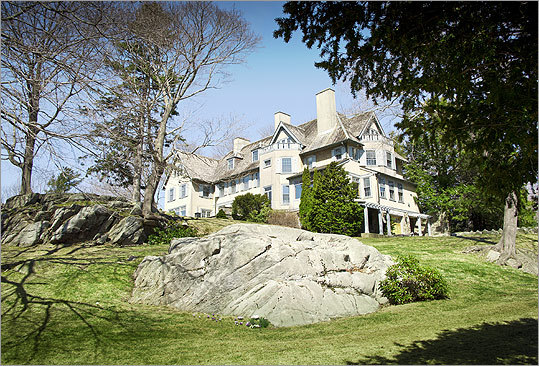 FOR BUYING A MANSION WINNER : Manchester-by-the-Sea Median single-family home price: $727,500 Median condo price: $389,000 Population: 5,136 Residential tax rate (and average bill): $9.04 ($9,424) If money isn't a concern, why not buy a priceless ocean view? In Manchester-by-the-Sea, you can have stunning beauty right out front yet still make it into Boston by commuter rail or car in less than an hour.Singing Beach, the town strand named for the sound the sand makes, often feels surprisingly uncrowded, perhaps because the long walk from the visitor parking area scares away some would-be beachgoers. If you've got the cash, you might as well start your shopping with a look at Sandy Hollow. Listed by Lanse Robb of LandVest (617-357-8996, http:www.lanserobb.com), it's a $12.25 million compound on 6.5 acres. It's also the priciest home for sale in this Gold Coast town right now. RUNNER-UP : Weston