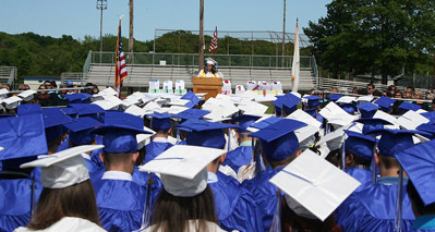 Braintree High graduates a bumper crop