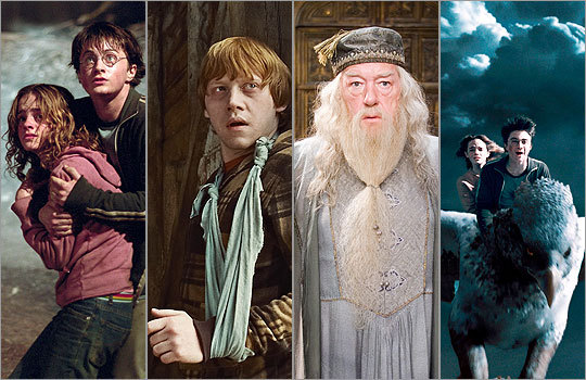 With part two of 'Harry Potter and the Deathly Hallows' officially hitting theaters on July 15, we thought it might be helpful to brush up on the past films. In a perfect world, you'd sit down and watch all them. But who has the time for that? Read through for a brief synopsis of each of the 'Harry Potter' films so you won't be lost when you watch the final flick.