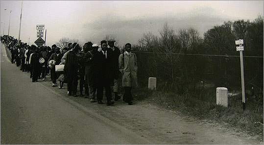 The price of freedom: On March 7, 1965, 600 civil rights demonstrators marched out of Selma and were met by Alabama state troopers.