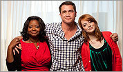 'The Help' director and stars