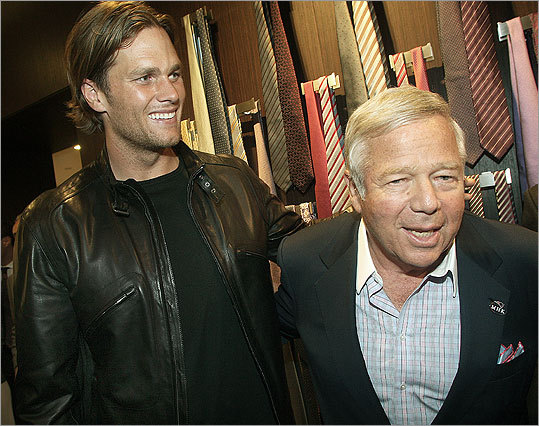 Tom Brady, Boys and Girls Club Benefit
