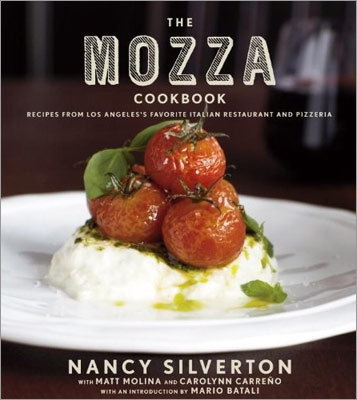 "OBSESSED WITH ITALY ALSO NOTABLE: ""The Country Cooking of Italy'' by Colman Andrews; ""The Mozza Cookbook'' by Nancy Silverton (pictured); ""Rustic Italian Food'' by Marc Vetri."