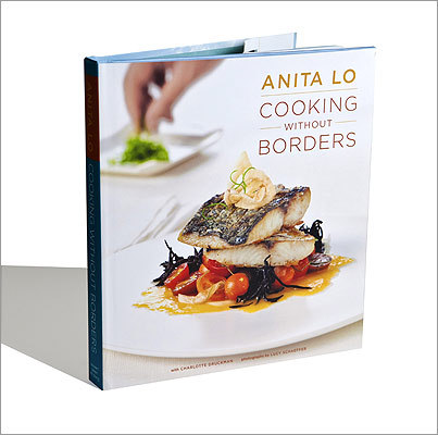 "FARTHER AFIELD ALSO NOTABLE: ""Cooking Without Borders'' by Anita Lo with Charlotte Druckman (pictured); ""My Japanese Table: A Lifetime of Cooking With Friends and Family'' by Debra Samuels."