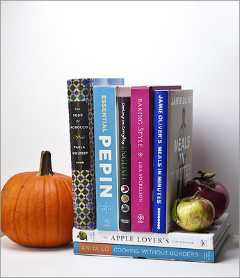 Each fall brings a new crop of cookbooks, welcoming us back into the kitchen for a season of soups, braises, and baked goods. Here are just a few of the season's standouts.
