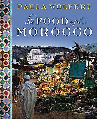 FARTHER AFIELD &#8220;THE FOOD OF MOROCCO&#8217;&#8217; BY PAULA WOLFERT Wolfert is one of our best-known guides to Mediterranean cuisine. This latest will teach you how to make delicious couscous, tagines, and other regional specialties. And it offers a taste of the country in more ways than one, with beautiful photos of spices and souks that make you feel as though you are there. (Ecco, $45)