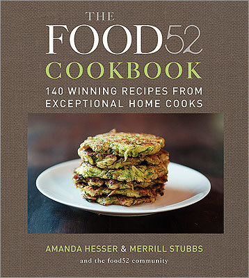 "TAKING IT OFFLINE ""THE FOOD52 COOKBOOK: 140 WINNING RECIPES FROM EXCEPTIONAL HOME COOKS'' BY AMANDA HESSER AND MERRILL STUBBS Hesser and Stubbs believe the best recipes come from home cooks. That's why they started Food52, an online gathering place for those cooks to share and showcase their recipes by means of weekly contests. The result is this volume, a collection of winners put together over the course of a year, and the first officially crowd-sourced cookbook. You'll find smoky pork burgers with fennel and red cabbage slaw, savory bread pudding, and feta frozen yogurt with blood orange and mint granita. (William Morrow, $35)"