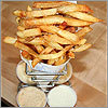 French fries with a twist