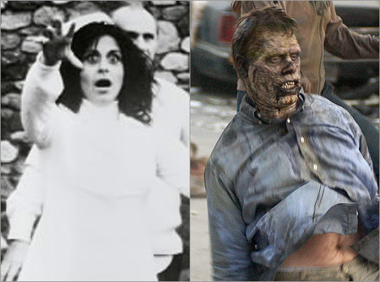 'Dawn of the Dead' original and remake