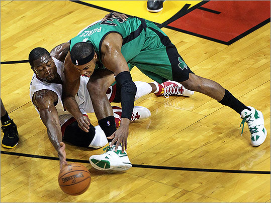 With Paul Pierce and the Celtics headed back to TD Garden tonight to try to gain ground on the Miami Heat, check out 31 films about roundball that should get you excited before the two rivals duke it out.