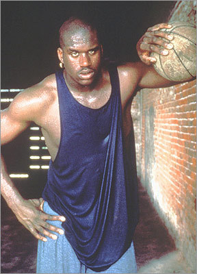Blue Chips Shaquille O'Neal (then a future Celtic) portrays a top basketball recruit stuck in a bidding war between colleges in this 1994 film. Nick Nolte plays an overzealous coach trying to lure O'Neal's character, Neon. The movie co-stars Shaq's then-teammate Anfernee 'Penny' Hardaway and features a cameo from Celtic legends Larry Bird and Bob Cousy, as well as one-time coach Rick Pitino.