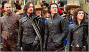 'The Three Musketeers'