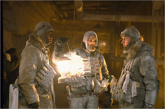 MONDAY, 6:10 p.m. ' The Thing ' on Encore Start Oct. 31 right with what Boston.com proclaimed the scariest movie ever . Oh, and it also stars Kurt Russell. Search full TV listings