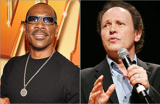 Eddie Murphy out, Billy Crystal in