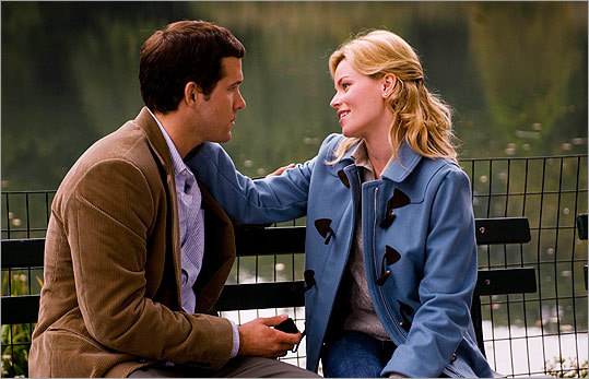 Not all New Year's Eve kisses are destined for a 'happily ever after' result, as 2008's 'Definitely, Maybe' attests. Will (Ryan Reynolds) begins his story of heartbreak by telling about a kiss with his college sweetheart (Elizabeth Banks) at a year-end party. Things don't work out for those two, but fear not, love may be found elsewhere.
