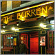 Comedy night at The Burren