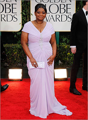 'The Help' actress Octavia Spencer.