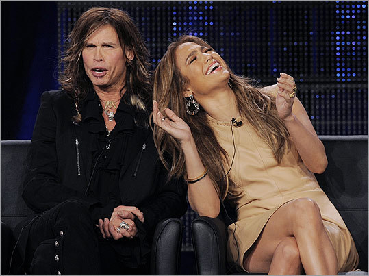 Jennifer Lopez (right, with co-host Steven Tyler last year on 'American Idol') returns for season 11 of the popular talent show. Lopez has come a long way from her roots in The Bronx, N.Y. From a back-up dancer on 'In Living Color' to a judge on 'American Idol,' J. Lo's career has been full of twists. Take a look at some of the highlights of her career.