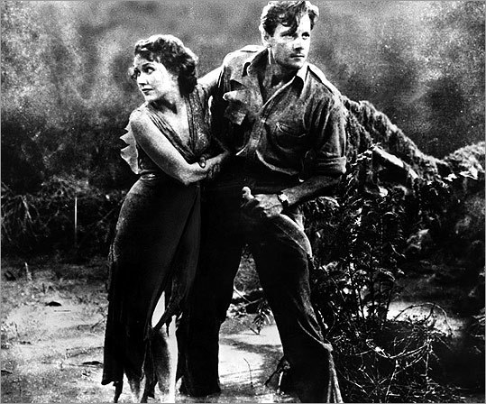 The Most Dangerous Game Human hunting has had its moments on screen, but none more famous than this 1932 film about shipwrecked passengers forced to flee a madman on the hunt. What sets it apart from the other films? These people are trying to survive together, not kill each other to survive.
