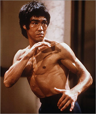 Enter the Dragon Martial arts master Bruce Lee's final film, this 1973 masterpiece, may also be his most well-known. Lee plays a skilled fighter who gets called to a competition in which technically the participants don't have to kill each other, but they generally do anyway.