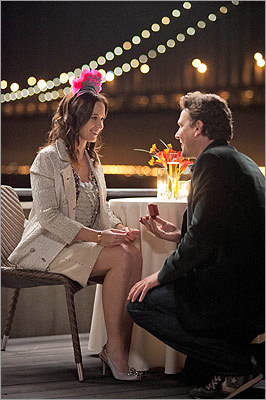 In the ' The Five-Year Engagement ,' Emily Blunt and Jason Segal put a new spin on the wedding movie. A series of postponements leads you to wonder if the nuptials will ever happen. So while you hold your breath to find out if the pair ties the knot, take a look at a few other memorable movie weddings. (Note, some spoilers ahead.)