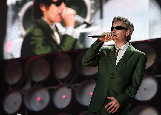 Yauch performed during the Live Earth concert held at London's Wembley Stadium on July 7, 2007. Live Earth was a 24-hour, seven-continent concert series to trigger a global movement to solve the climate crisis.