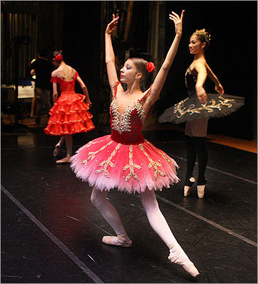 BOSTON INTERNATIONAL BALLET COMPETITION The second edition of this international contest promises a cast of super talented dancers ages 13-25 performing solos and pas de deux from the classical ballet repertoire. As the rounds eliminate competitors, expect the excitement to ratchet up. Professional contracts, scholarships, and a lot of money are at stake. June 13-17, $25-$100. Cutler Majestic Theatre, Boston. 617-824-8000, www.bostonibc.org