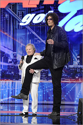 With Howard Stern as the new addition to the judges' panel on 'America's Got Talent,' we want to know what you think of his judging skills. Take our poll and look back at his rise from Boston University graduate to the 'King of All Media.' Survey: What do you think of Stern as a judge? Pop Radar: Stern makes 7-year-old boy cry