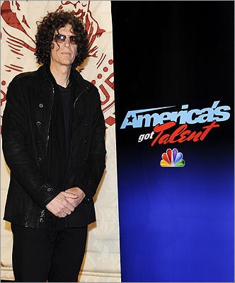 Do you like Howard Stern on 'America's Got Talent'?