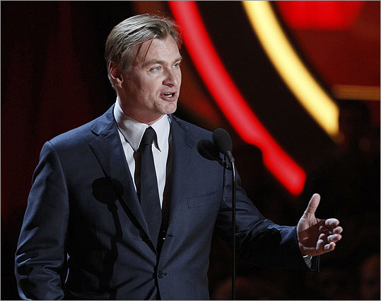Director Christopher Nolan said the clip should 'whet the appetite' of fans.