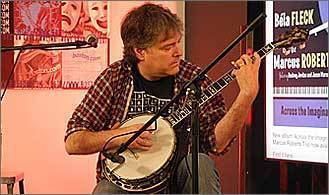 Béla Fleck Live in the Lab