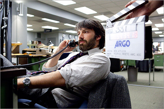 In Ben Affleck's latest movie, 'Argo,' he helps create a fake movie in hopes of freeing Americans trapped in Iran.