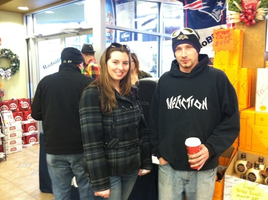 Jessica Silva and Chris Harrington are from Beverly