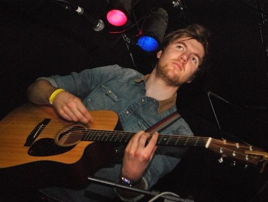 Kodaline guitarist Mark Prendergast.