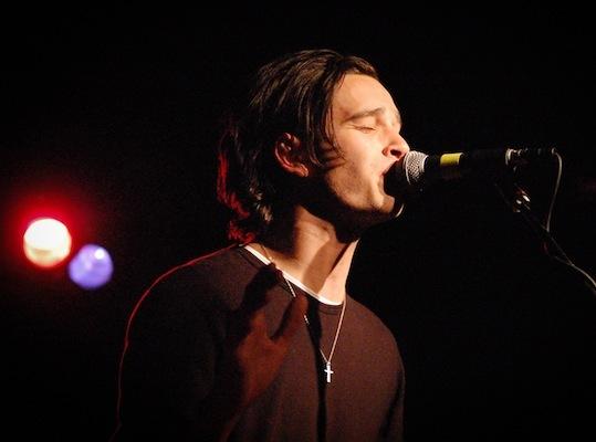 Lead singer and guitarist Matthew Healy.
