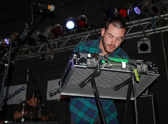 Bassist Ross MacDonald and the rest of the band are gearing up to release their debut record, after a string of successful EPs.