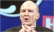 Jack Welch: How UMass launched my career