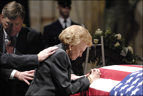 The Funeral Of President Gerald R Ford Boston Com