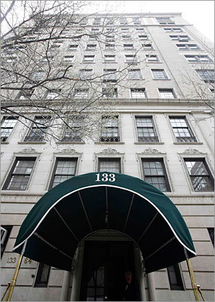 Manhattan penthouse Value: $7 million Status: On July 2, 2009, the US Marshals Service took possession of the penthouse where Bernard Madoff and his wife had lived.
