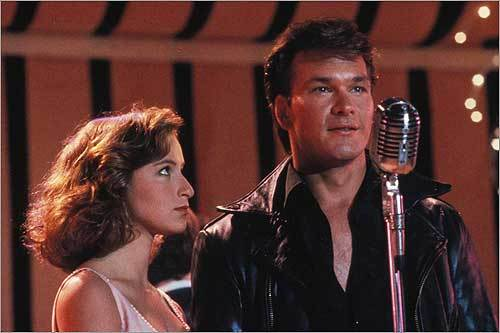 10. Get down and 'dirty' Who needs to wallow when you can go out dancing? Dirty Dancing! A Patrick Swayze Tribute is on for Wednesday, with Dirty Dancing showing at the Brattle (7:30) followed by a dirty dance party at Zuzu (10 p.m.)