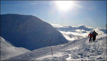 Alaska resort offers laid-back setting