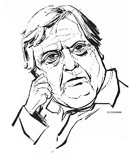 Sketch of William H. Gass