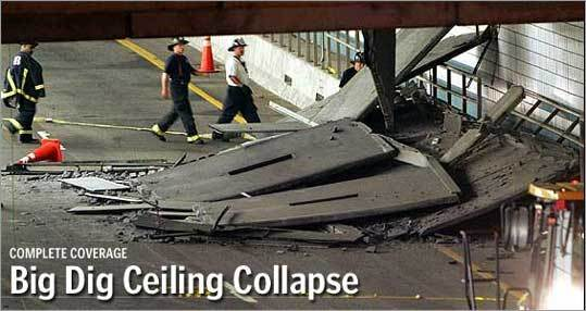 Big Dig Celing Collapse - Complete Coverage