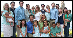 Who's who in the Romney family?
