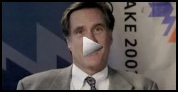 Romney's French Skills