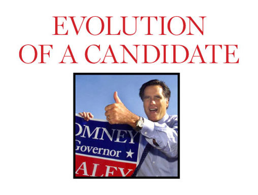 Evolution of a Candidate